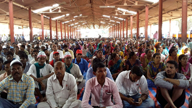 Maharashtra-peasant-meeting