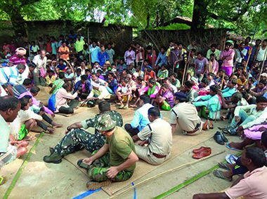State forces held hostage in Jharkhand