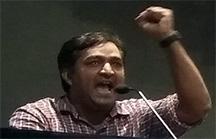 Comrade Santosh Kumar