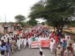 Rajasthan Farmers agitation