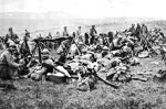 Casualities in WW1