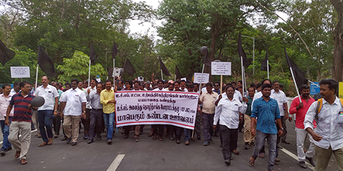 ICF Chennai Workers' Union