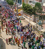 March on Sterlite firing