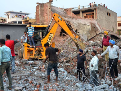 Gurdaspur blast