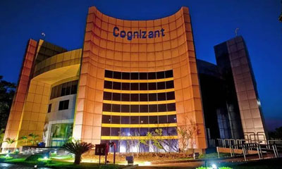 Cognizant laysoff workers