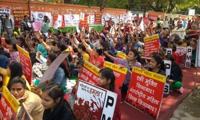 International Women's Day 2020 Delhi