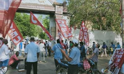 Railway Workers, Tamil Nadu