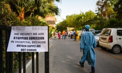 Hospitals in Delhi refusing to admit