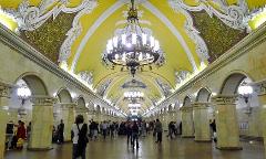 Komsomolskaya-Metro-Station
