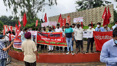 Protest_in_Ambikapur
